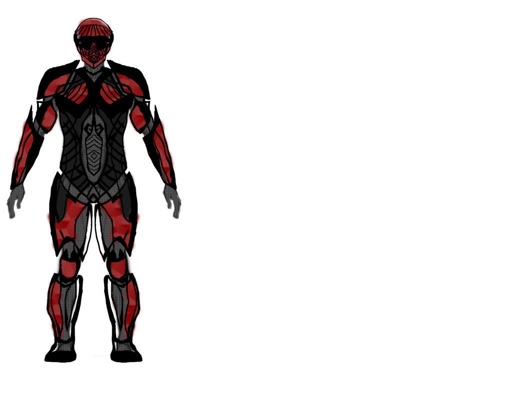 Minimal Resistance Mobility Suit by a1samurai