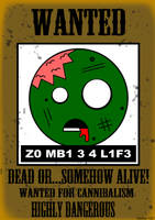 Wanted dead or...ok dead by matstar102