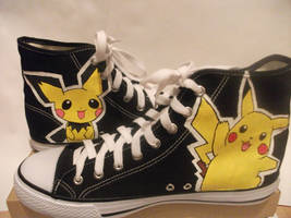 Pokemon Shoes by matstar102