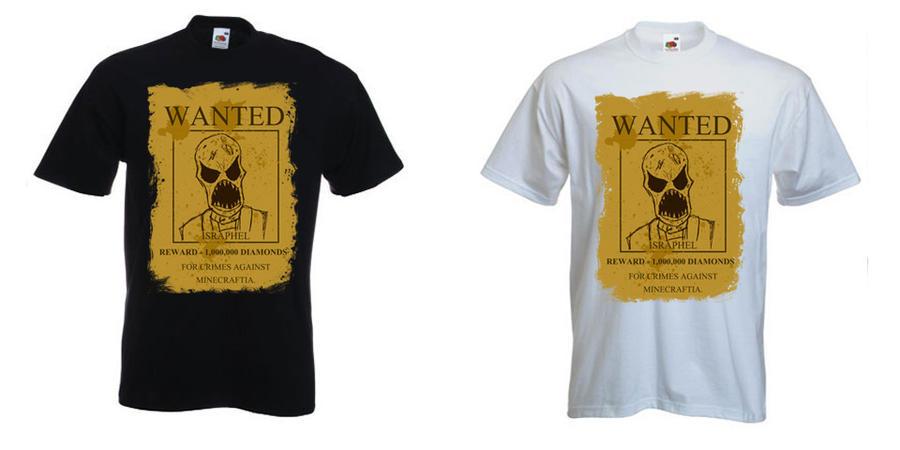 Yogscast T-shirts 2