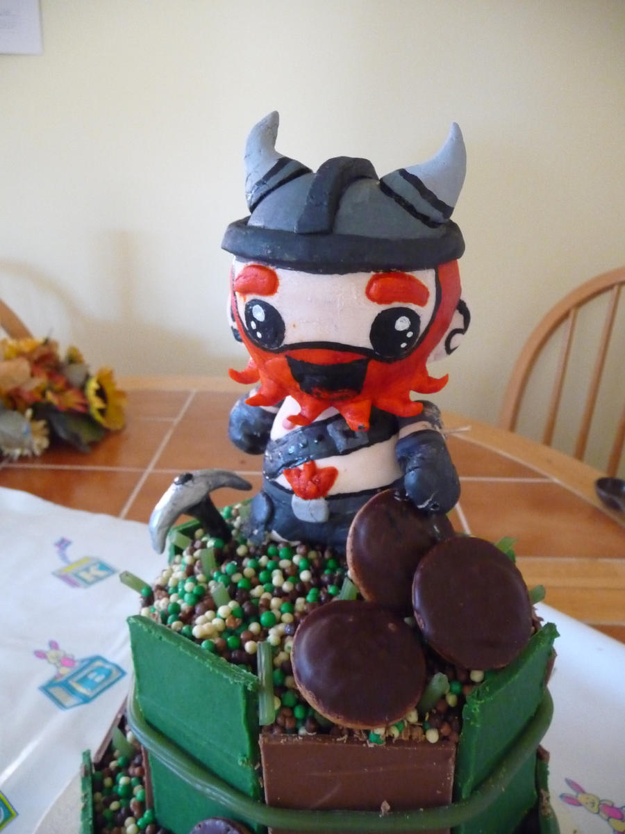 20th Birthday Cake My Girlfriend Made Me 2 by matstar102 on DeviantArt