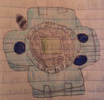 Digivice version one