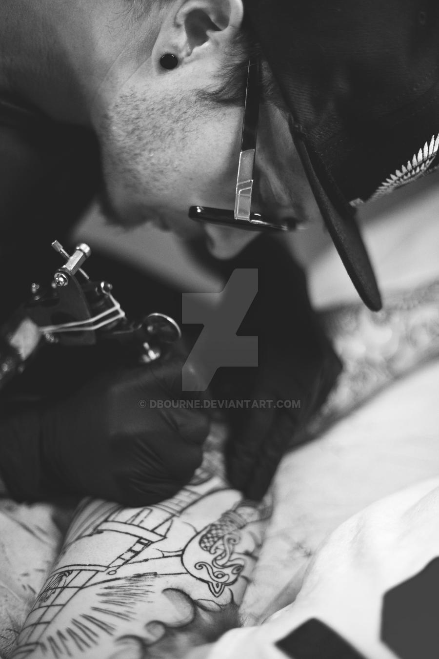 Tatts by DBourne