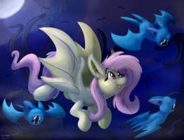 Bat Night by TheDoggyGal
