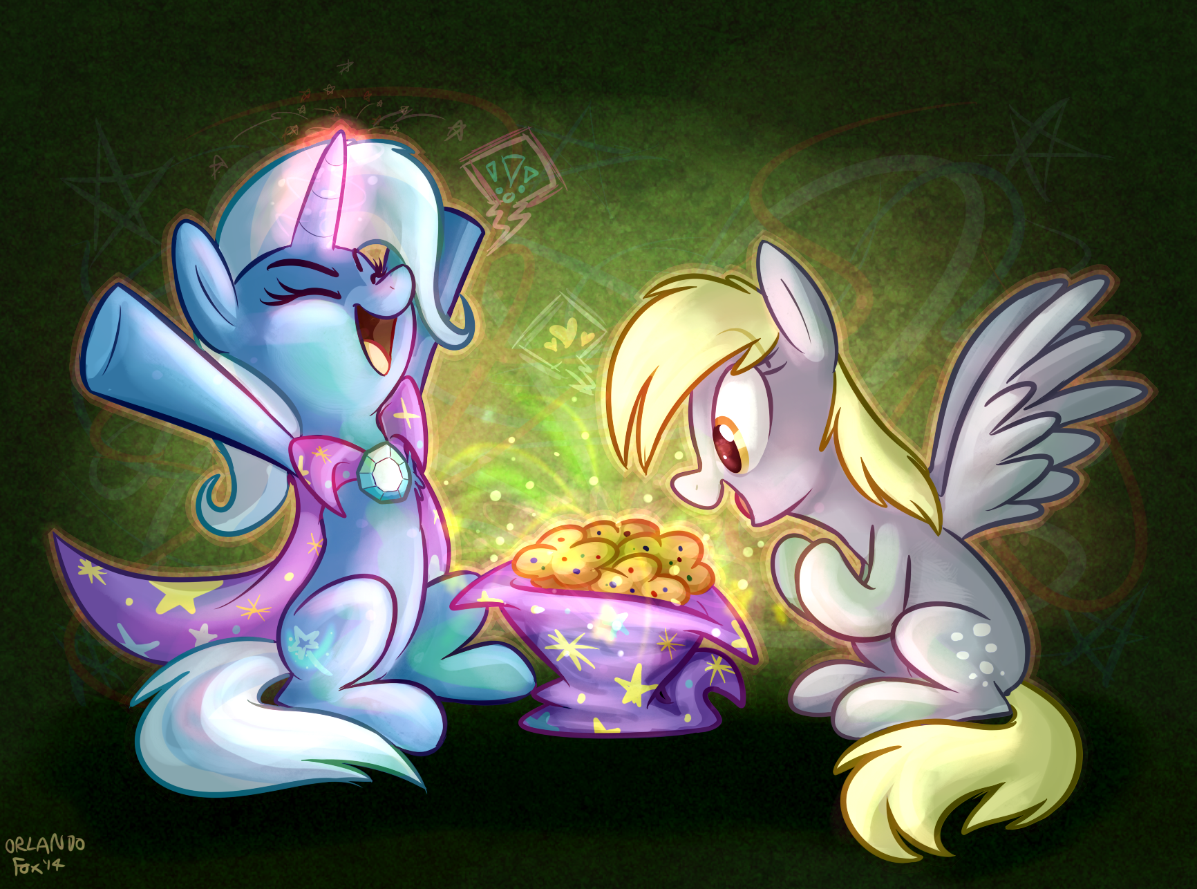 The Great and Muffinful Trixie