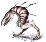 Splithead of Oddworld