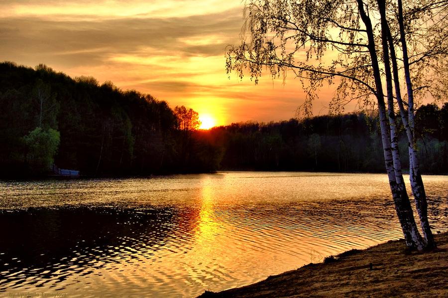 Sunset by Lyutik966
