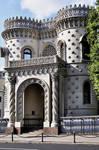 residence of Morozov.