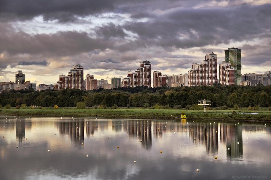 view of Krylatskoe by Lyutik966