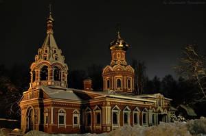 Znamensky temple by Lyutik966