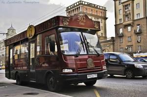 Bulgakov bus by Lyutik966