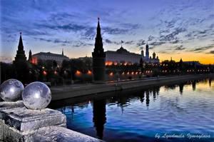 sleeping Moscow by Lyutik966