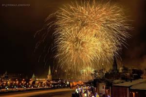 fireworks January1  2013 by Lyutik966