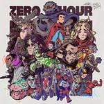 Justice League Redesign - Zero Hour