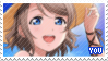 stamp - love live! sunshine!! you watanabe ur by choroxmatsu