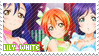 stamp - lily white by choroxmatsu
