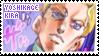 stamp - yoshikage kira