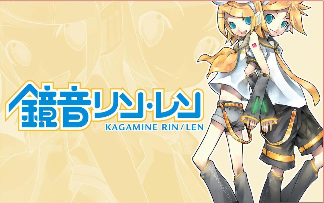Len rin wallpaper - Rin wallpaper ...