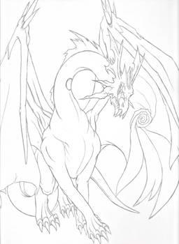 Dragon of Hueco Mundo