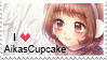 AikasCupcake Support Stamp by hello-mango