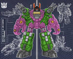 Iron Factory IF EX-18 Lord Scorpion
