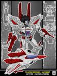 Transformers Jetfire (Generations)