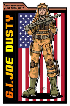 GiJoe Dusty
