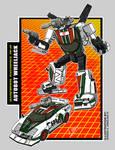 Transformers Masterpiece MP-20 Wheeljack