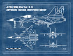 J-26X Wild Star (ATEF) Adv. Tactical Elec. Fighter by archaznable30