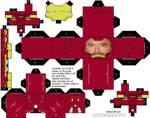 Iron Man - CuboART