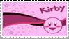 Kirby Stamp by maripinkkirby