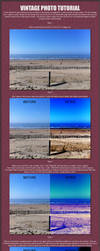 Vintage Photo tutorial by xALIASx
