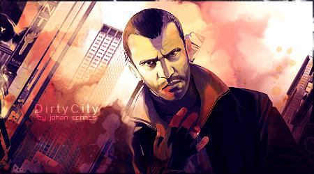 Dirtycity by xALIASx