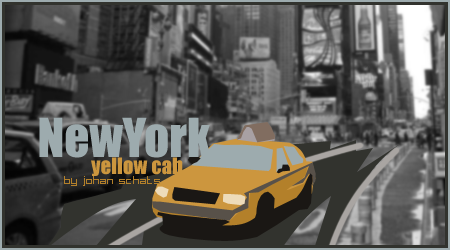 Yellow cab by xALIASx