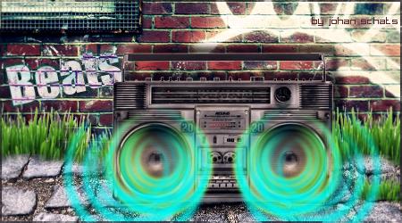 boombox beats by xALIASx