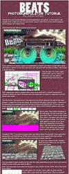 beats Photomanipulation taq tutorial by xALIASx