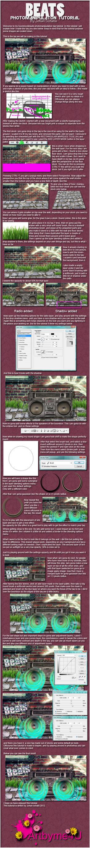 beats Photomanipulation taq tutorial