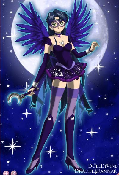 Sailor Luna by darkmoonwolf22 on DeviantArt