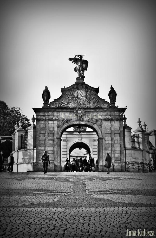 Gate by evescesann