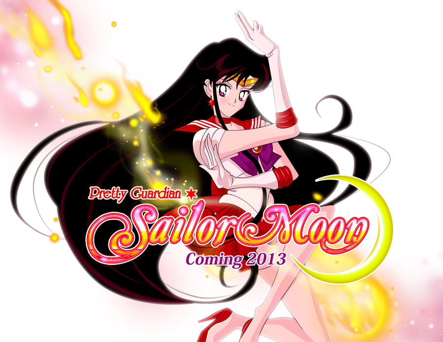 Sailor Moon 2013! Mars Promo by scpg89