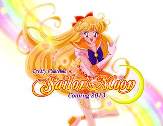 Sailor Moon 2013! Venus Promo by scpg89