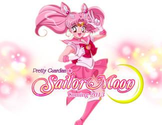 Sailor Moon 2013! Chibi Moon Promo by scpg89