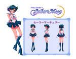 Sailor Mercury Character Sheet by scpg89