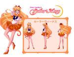 Sailor Venus Character Sheet