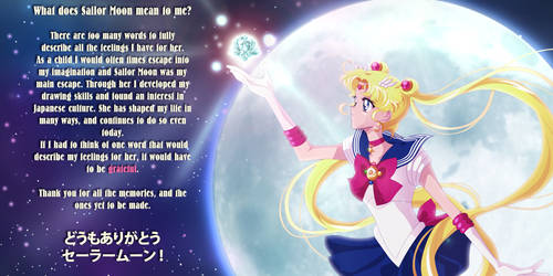 Sailor Moon Contest Entry