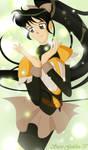 light of shindoru SPRING by scpg89