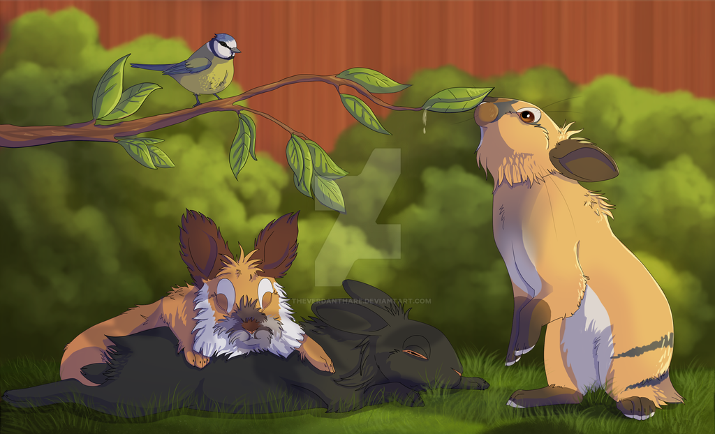 Rude Awakening by The-Hare