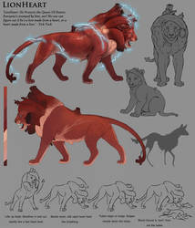 LionHeart Concept Design by TheVerdantHare