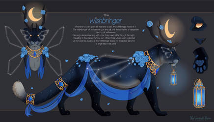 Adoptable | The Wishbringer | CLOSED