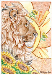 [Traditional] - Sun's Glory -